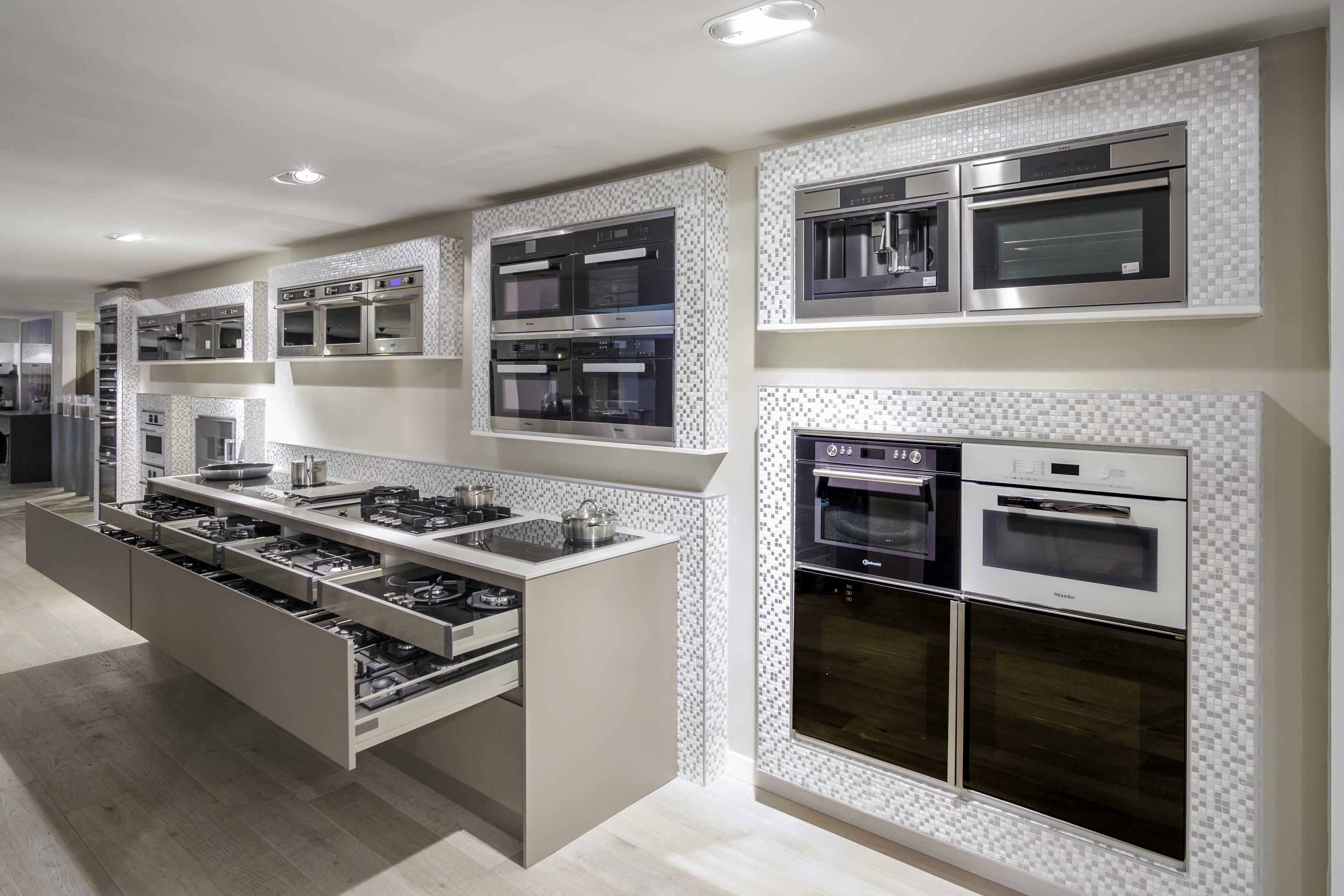 Exclusieve keukens barletti