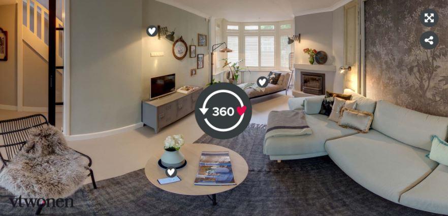 360 tour vtwonen Rijswijk