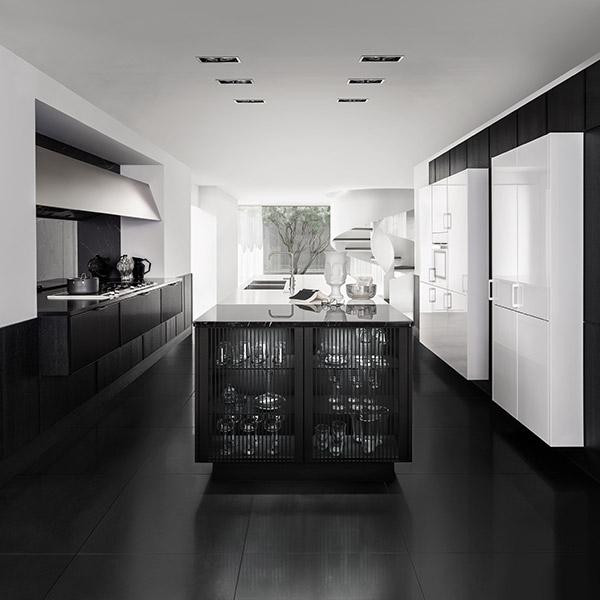 Luxe G-keuken