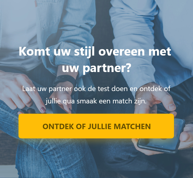 Swipe Match Create Mandemakers keukens