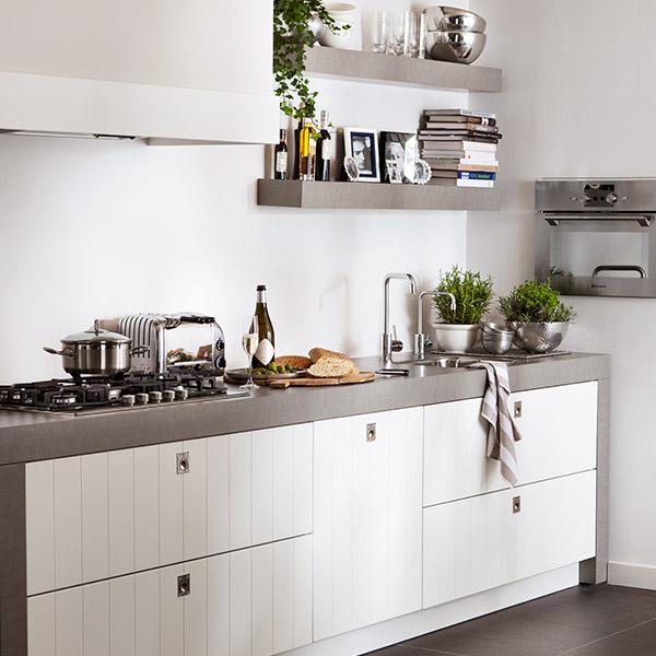 Kleine keukens - Keuken kleine ruimte ...