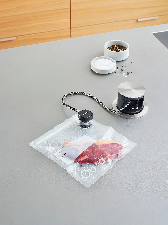 quva: vlees vacuum verpakken