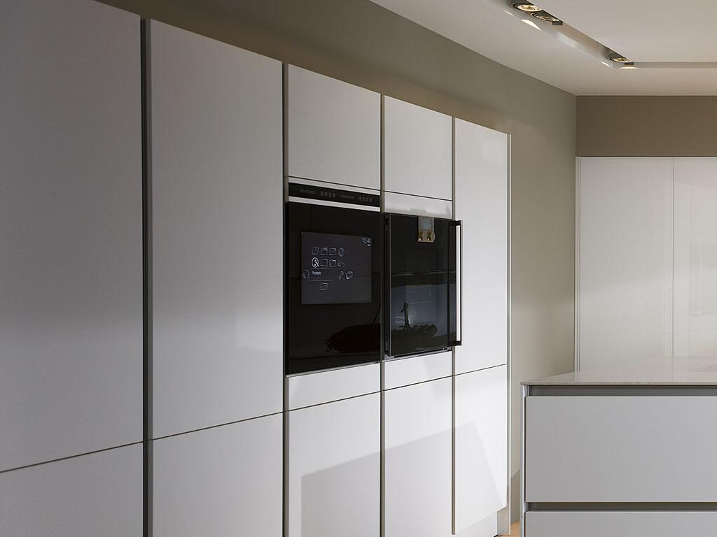 Siematic Keukens Onderdelen : Mandemakers Keukens SieMatic Pure S2