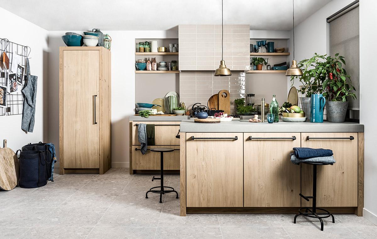 Eiland Keuken Zwart : Stel uw eigen droomkeuken samen met onze exlusieve vtwonen collectie
