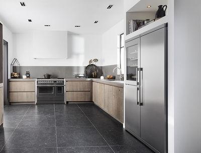 Klein Keuken Industriele : Industriële keukens strak van vorm en stoer qua sfeer