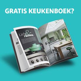 Bestel gratis keukenboek