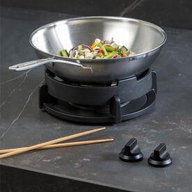 PITT Cooking donker keukenblad