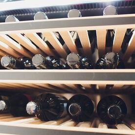 Wijn koelkast