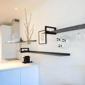 Strackk design wandplanken in uw keuken