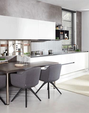 Wonderbaarlijk Ideale opstellingen voor kleine keukens - Mandemakers Keukens YH-82