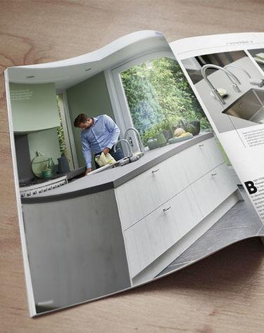 Inspirerend keukenboek