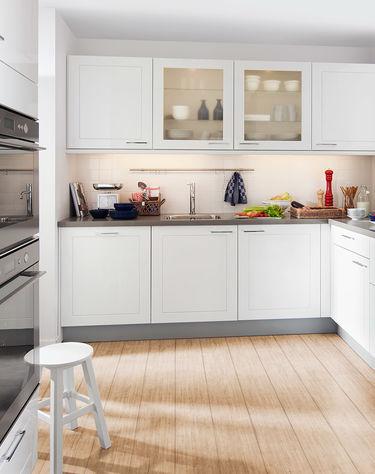Smalle Keuken Ideeen.Vind Uw Ideale Rechte Keuken Bij Mandemakers Keukens