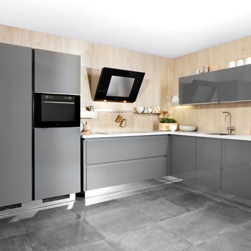 Moderne L-keuken