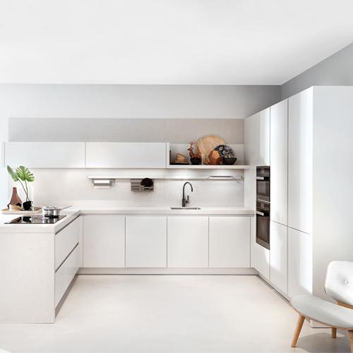 Moderne U-keuken