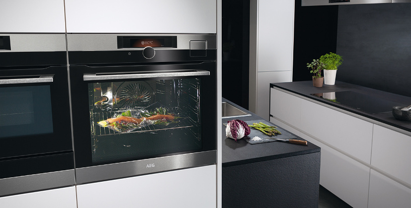 AEG Mastery oven