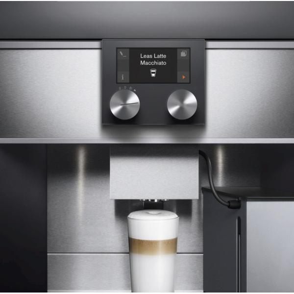 Gaggenau koffiezetapparatuur