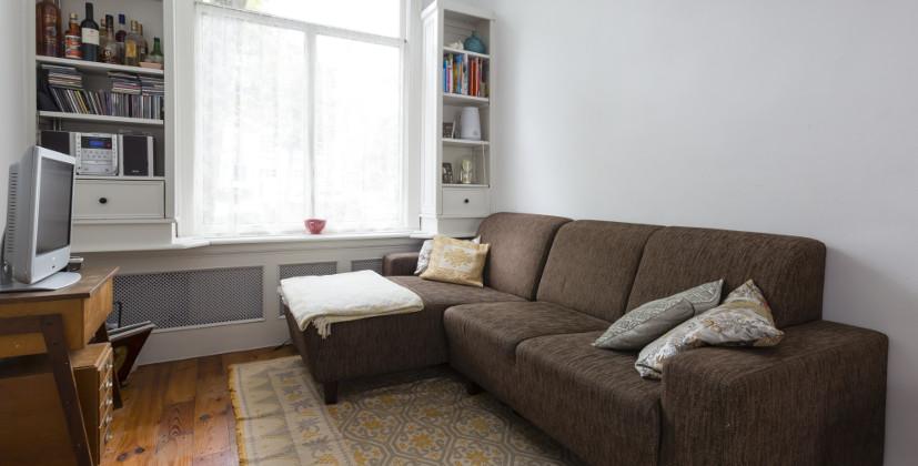 Haarlem woonkamer voor verbouwing 4