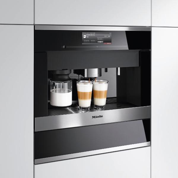 Miele koffiezetapparatuur