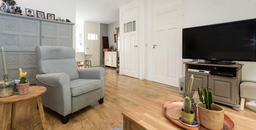 Veenendaal woonkamer voor verbouwing 2