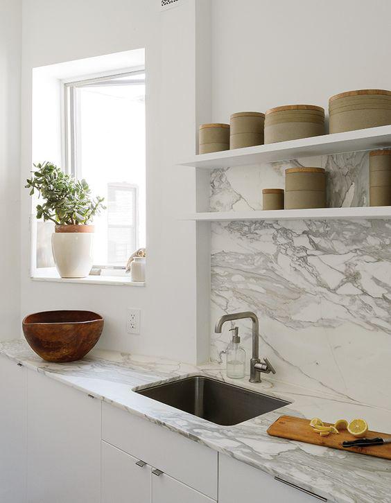 Marmer In De Keuken Mandemakers Keukens