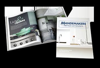 Mandemakers Keukenboek