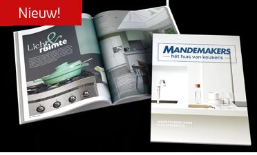 Mandemakers Keukenboek!