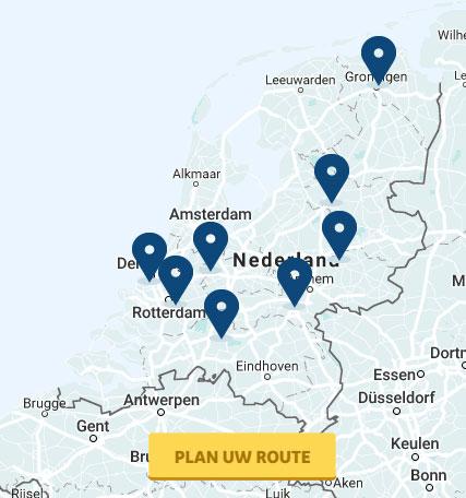 Plan hier uw route