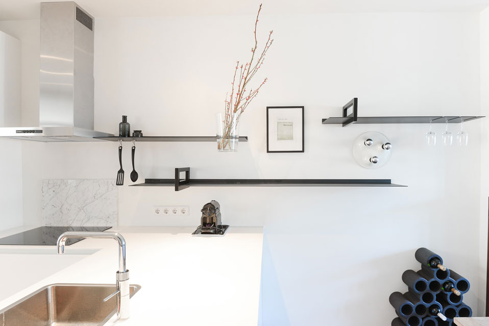 Wandplank Keuken Landelijk.Strackk Een Unieke Interieur Design Wandplank